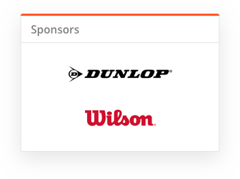 sportyHQ Recognize your sponsors